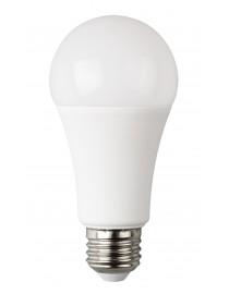 Лампа світлодіодна куля 15W E27 4000K Eco 065-NE