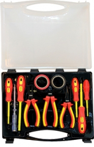 Набір викруток ізольованих E.Next e.tool.sеt.8000.11 (шт.)