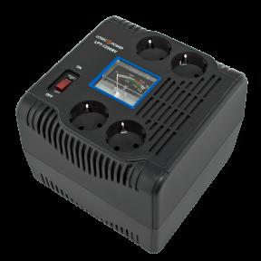 Релейний стабілізатор напруги LPT-1200RV (840W)