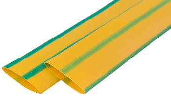 Термоусадка E.Next e.termo.stand 20/10 1м Жовто-Зелений
