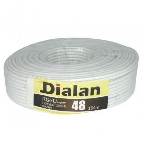 Провід телевізійний TV F660BV Coaxial 002778 Cable