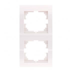 Deriy Білий Рамка 2-а вертикальна
