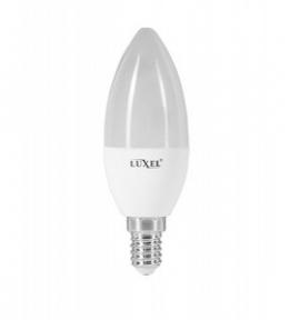 Лампа світлодіодна 040-N свічка 7W 220V E14 Luxel