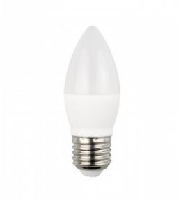 Лампа світлодіодна свічка 6W 4000K E27 Eco 047-NE