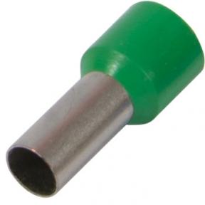 Наконечник ізол/втулк.E.Next e.terminal.stand.e4009.green 4,0 кв.мм, зелений