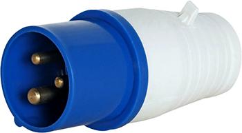 Вилка переносна E.Next e.plug.pro.3п.16А 220В (013)