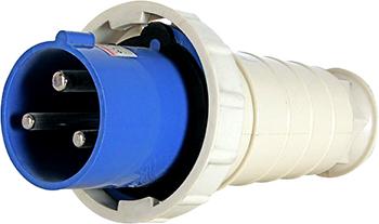 Вилка переносна E.Next e.plug.pro.3п.63А 220В ip67
