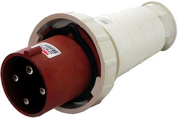 Вилка переносна E.Next e.plug.pro.4п.63А 220В (034)