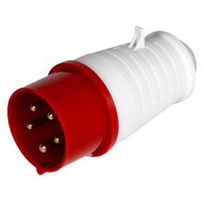 Вилка переносна E.Next e.plug.pro.5п.16А 380В (015)