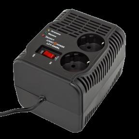 Релейний стабілізатор напруги LPT-500RL (350Вт)