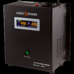 ИБП с правильной синусоидой LogicPower LPY-W-PSW-500VA+ (350W)