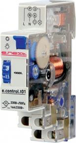 Таймер освітлення електромех.E.Next e.control.t01