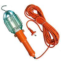 Лампа переносна Інспекційна 220V 10 метрів помаранчева