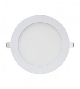 Панель світлодіодна DLR-12N коло 12W 4000K Luxel