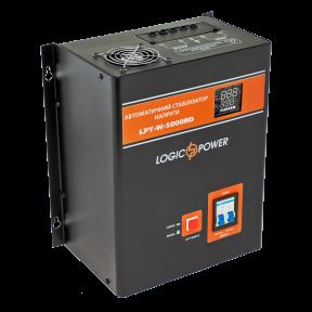 Релейний стабілізатор напруги LPT-W-5000RD BLACK (3500W)