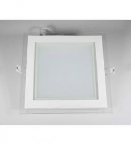 Панель світлодіодна DLSG-18N квадратна 18W 4000K Luxel