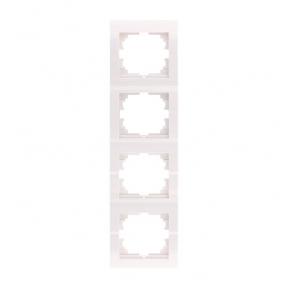 Deriy Білий Рамка 4-а вертикальна