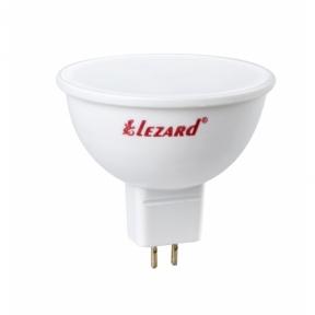 Лампа світлодіодна MR16 5W GU5.3 2700K lezard