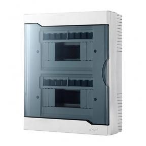 Бокс для автомат 730-2000-016 ЩРЗ-П-16-модуль зовн Lezard