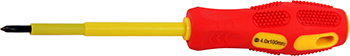 Викрутка ізольована E.Next e.tool.ph.604 крест (шт.)