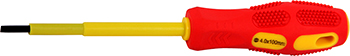 Викрутка ізольована E.Next e.tool.st.303 шлиц (шт.)