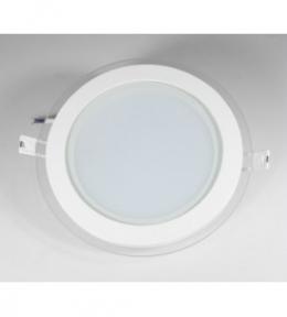 Панель світлодіодна DLRG-18N коло 18W 4000K Luxel