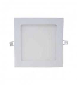 Панель світлодіодна DLS-12N квадратна 12W 4000K Luxel