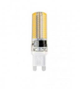 Лампа світлодіодна G9 220V 4W 3000K Luxel