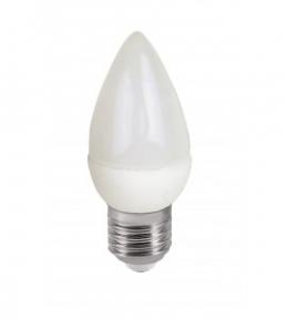 Лампа світлодіодна 042-N cвічка 7W 220V E27 Luxel