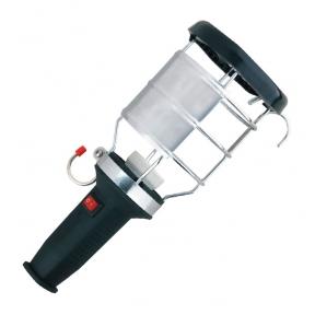 Переносний світильник 106-0400-0106 220V Е27 каучук+вимикач Lezard