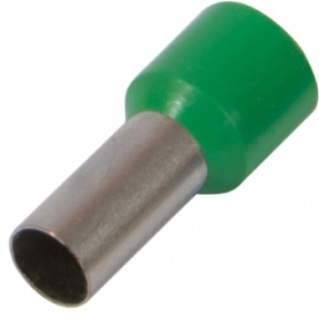 Наконечник ізол/втулк.E.Next e.terminal.stand.e16-12.green 16,0 кв.мм, зелений