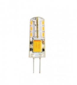 Лампа світлодіодна G4 12V 1.5W 4000K Luxel