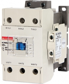 Контактор E.Next e.industrial.ukc.40.380, 40А, 380В,  1no+1nc