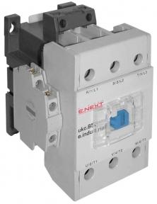 Контактор E.Next e.industrial.ukc.85А 24В 1no+1nc