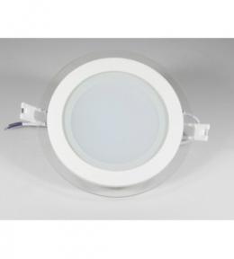 Панель світлодіодна DLRG-12N коло 12W 4000K Luxel