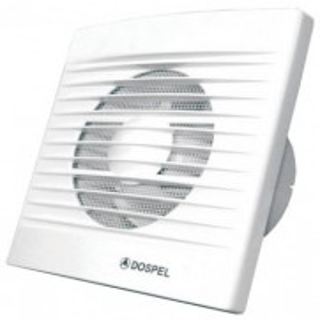 Вентилятор STYL Ø100 S-Р (с обратным клапаном) Dospel