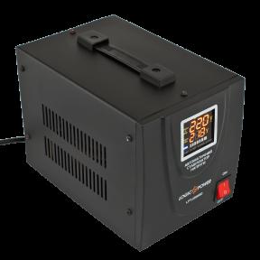 Релейний стабілізатор напруги LPT-2500RD BLACK (1750W)