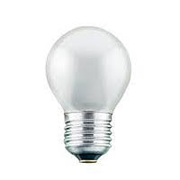 Лампа куля матова P45 60W E27 Philips