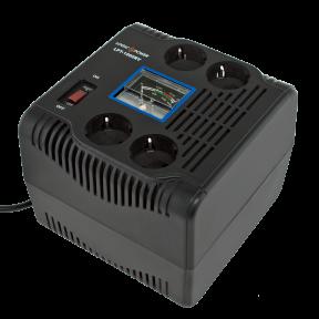 Релейний стабілізатор напруги LPT-1000RV (700W)