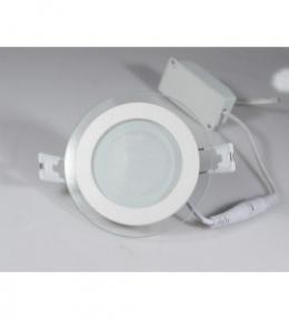 Панель світлодіодна DLRG-6N коло 6W 4000K Luxel