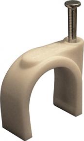 Скоба кругла E.Next e.ccc.stand. 16 (100шт)