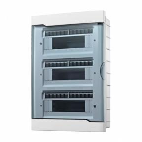Бокс для автомат 730-1000-036 ЩРВ-П-36-модуль внутр Lezard
